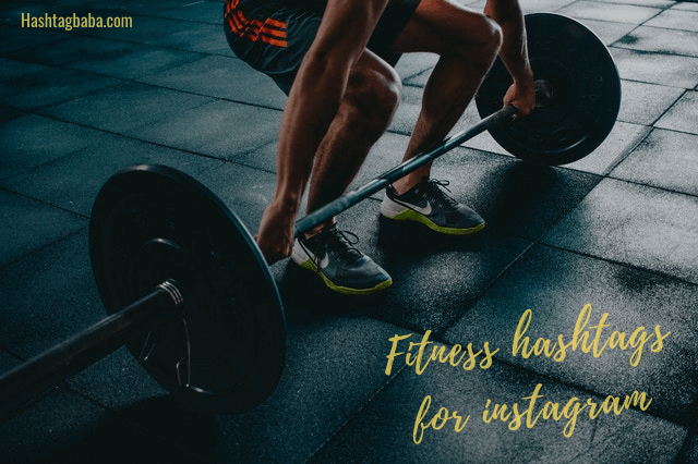 Fitness hashtags for Instagram to become popular.