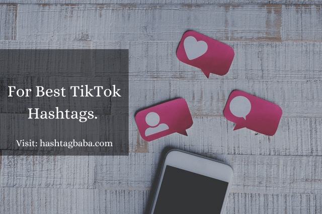 best hashtags for TikTok