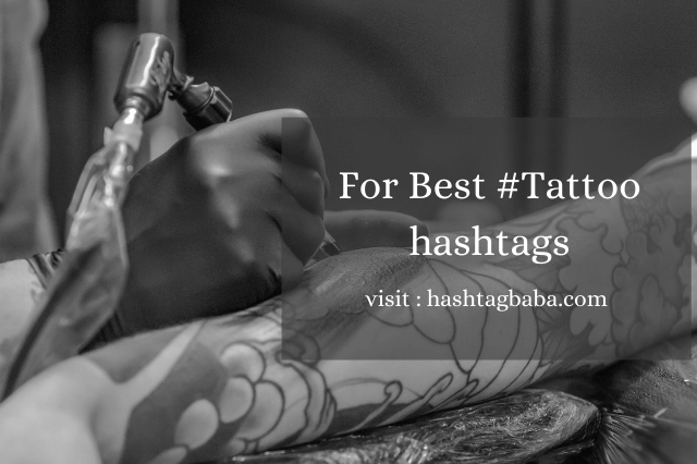 Tattoo hashtags by hashtag baba