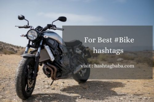 Best Bike hashtags For Instagram by Hashtag baba