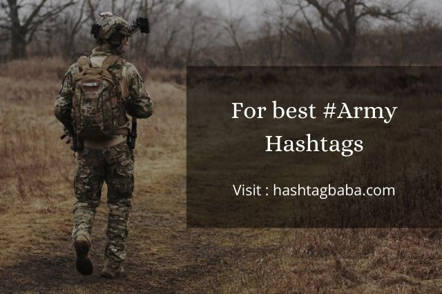 Hashtags for Army By hashtagbaba.com