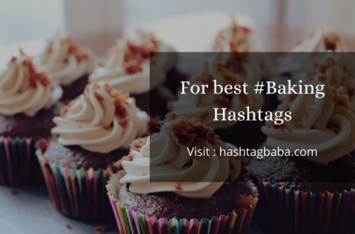 Hashtags for Baking By hashtagbaba.com