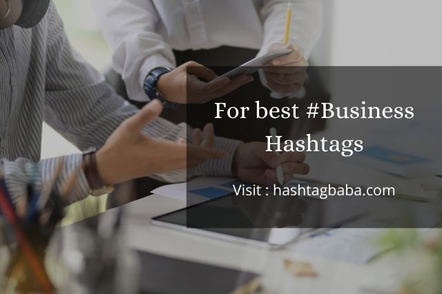 Hashtags for Business By hashtagbaba.com